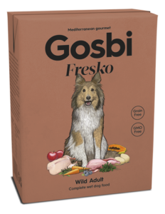 Gosbi Fresko wet food for adult dogs